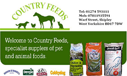 Country feeds