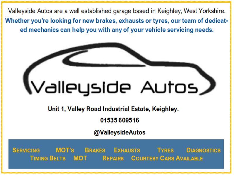 Valley garage